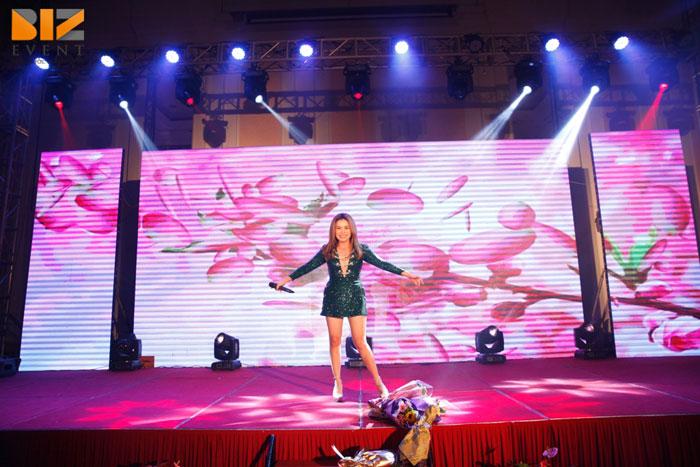 Cho thuê màn hình Led tại TP Vinh Nghệ An, Hà Tĩnh